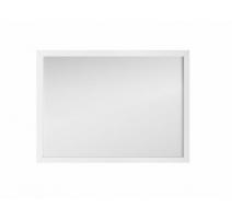 Дзеркало BRW Крістіна LUS/100 105х77х2 білий\білий глянець