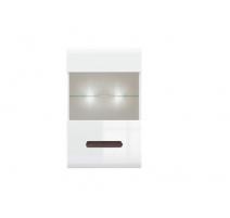 Севант BRW Ацтека SFW1W/10/6 60х102х35 білий/білий глянець