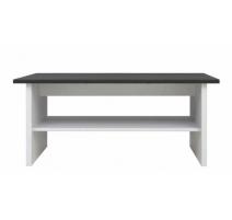 Журнальний стіл BRW Порто LAW/115 115х50х60 джанні/сосна ларіко