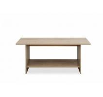 Журнальний стіл Gerbor Офіс лайн LAW120 120х50,5х60 дуб сонома