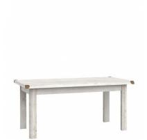 Журнальний стіл BRW Індіана JLAW120 120х55х60 сосна каньйон