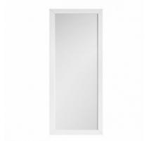 Дзеркало BRW Крістіна LUS/50 49х116х2 білий\білий глянець