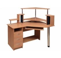 Комп'ютерний стіл Орфей (з надбудовою) Пехотин