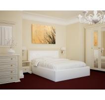 Вайт Bogera ліжко 160 + ламель